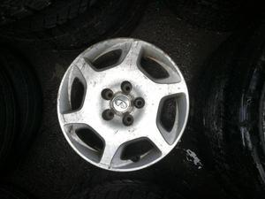 16 inch Nissan alloy rim