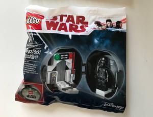 Lego Starwars  Darth Vader Pod