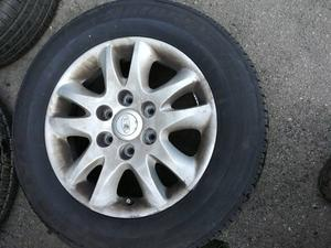 bridgestone all season tires withhyundai 6 bolt
