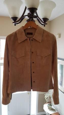 Danier Leather Suade Jacket