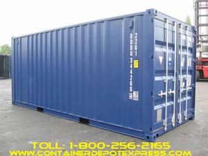 FOR RENT: Used 20ft & 40ft Storage Container