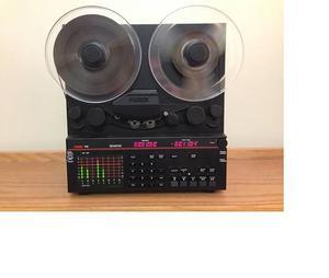 Fostex R8 8 Track Reel to Reel Tape recorder Exellent