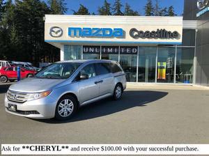 Honda Odyssey LX - contact Cheryl Bourget
