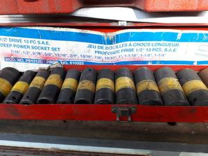 Impact Socket set JET- clearance sale
