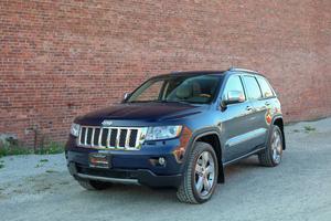 Jeep Grand Cherokee Overland 4WD V8 - ON SALE! -