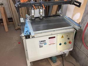 Lobo 21 Spindle Horizontal/Vertical Line Boring Machine