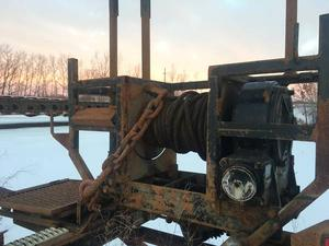 Mechanical Winch for Sale