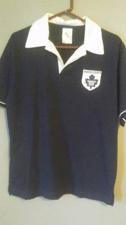 NHL Toronto Maple Leafs Men's Rugby Shirt Sports