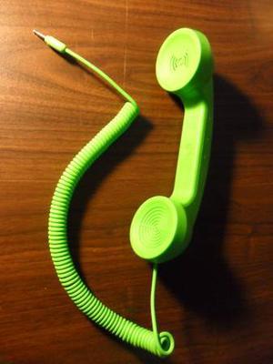Retro Antique Style head phone