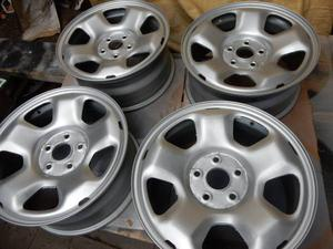 "17"" inch Steel Wheel Rim 5x120mm for CR-V, Accord, MDX"