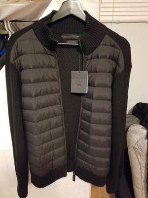 Canada Goose Men's Hybridge Knit Jacket