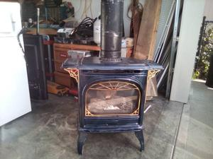 ***Heatilator Free Standing GAS fireplace