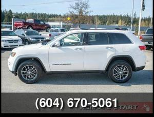 Jeep Grand Cherokee Limited - Certified