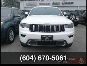 Jeep Grand Cherokee Limited - Leather Seats