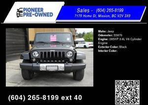 Jeep Wrangler Base - A/C