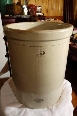 15 Gallon Medalta Crock Pot