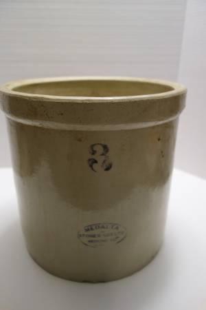 3 Gallon Medalta Crock Pot