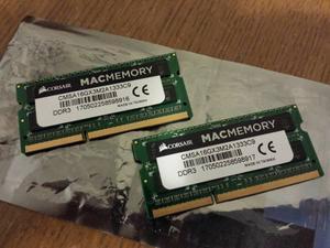 Corsair Apple Certified 16GB (2x8 GB) DDR3 RAM