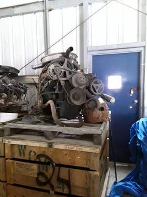 Dodge 383 Motor and transmission