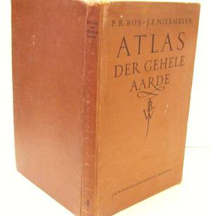 Dutch School Atlas - 44 Maps