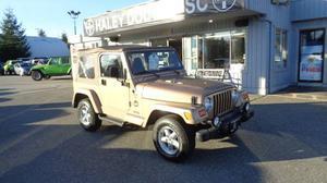Jeep TJ only km's!!