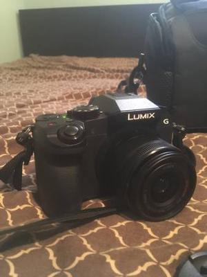 Panasonic LUMIX G7 Mirrorless Camera mm & Xiaomi YI