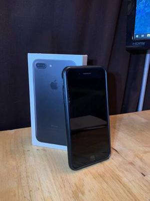 iPhone 7 Plus 128GB | Black | Case
