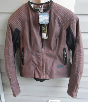 -new! womens Roland Sands Jett Canvas Jacket new with tags