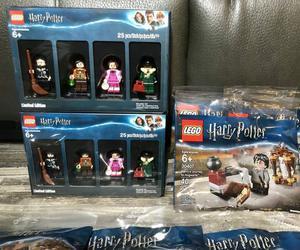 LEGO Harry Potter Figures NEW Sealed