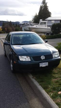 VW Jetta GLS