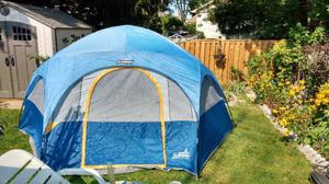tent Broadstone 14 x 12 tent for 8 persons or best offer