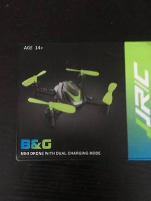 BRAND NEW B & G MINI DRONE WITH DUAL CHARGING MODE FOR SALE