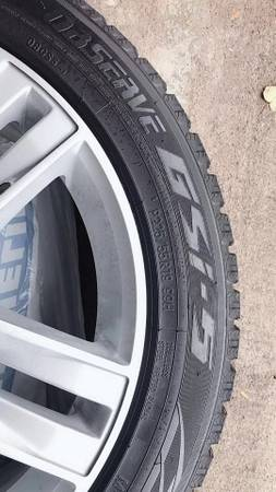 """Brand New 19"""" TOYO WINTER TIRES and Alloy RIMS. Made in"""