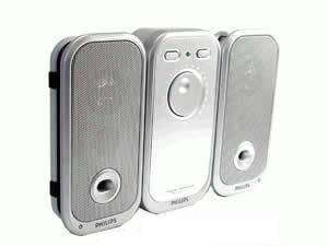 Philips Mini Travel Speaker SBC BA300