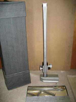 "Somet 20"" Height Gage"