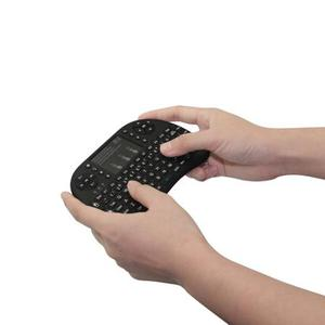 Very Small Mini Wireless Keyboard and Mouse with BackLight