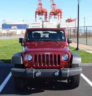Jeep Wrangler Sport--Great condition, low kilometres