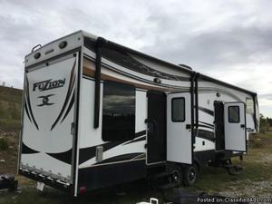 Keystone Fuzion FZ31C Fifthwheel For Sale