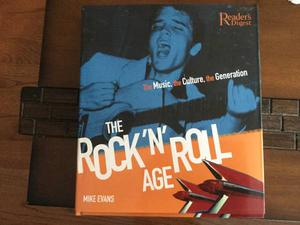 Rock'N'Roll Age, History Hardcover