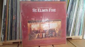 St. Elmo's Fire - Orginal Soundtrack vinyl LP