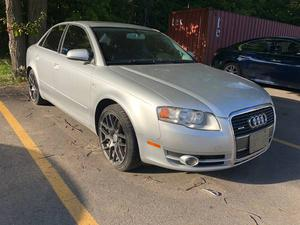 Audi A4 Quattro For Parts or Rebuild