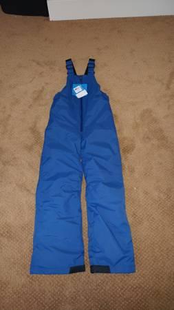 Boys snow pants Columbia, BNWT