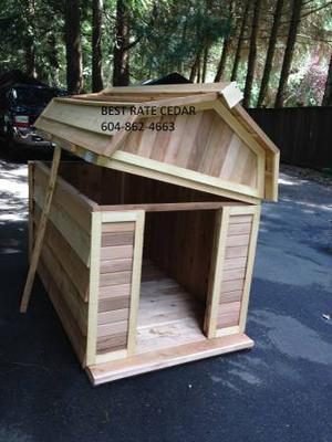 Dog house 5 sizes mini to Extra Tall from