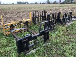Equipment Forks For Skid Steer, Backhoe, Loader