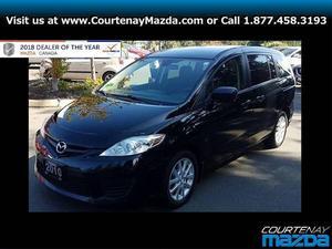 Mazda Mazda5 GS at