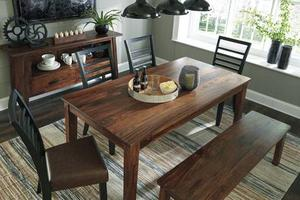 New Manishore Dining Table *Solid Wood*