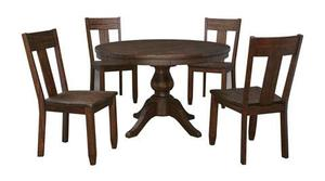 New Trudell Solid Wood Dining Suite
