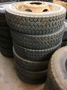"""Wanted: set of dually rims and tires F450 F"""""""