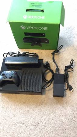 !!!buy/trade!!! Xbox one (first gen) for ps4