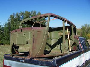 Dodge Sedan body